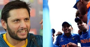 ICC U19 World Cup 2020: Shahid Afridi lauds Indian colts post victory in semi-finals