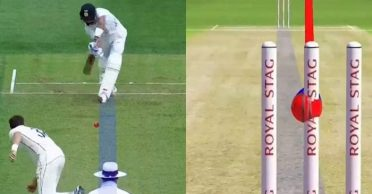 NZ vs IND: Netizens lashes out at Virat Kohli for wasting a review in the second Test