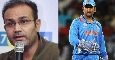 MS Dhoni never said in a team meeting that I am a slow fielder, he told media: Virender Sehwag