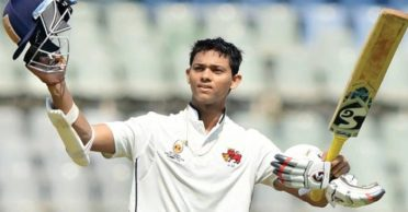 CK Nayudu Trophy: Yashasvi Jaiswal 'unsatisfied' and hungry for more after slamming 185 against Puducherry