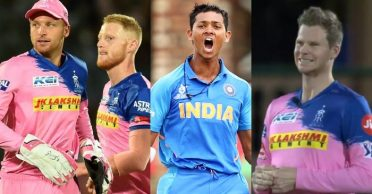 IPL 2020: Yashasvi Jaiswal looking forward to his stint with Steve Smith and Ben Stokes