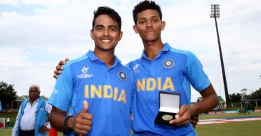ICC U19 World Cup 2020: Team India, Yashasvi Jaiswal and Divyansh Saxena create world records against Pakistan