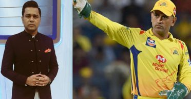 Aakash Chopra opines on MS Dhoni's future if IPL 2020 gets cancelled
