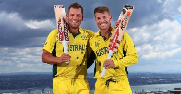 David Warner mocks Fox Cricket after Aaron Finch's exclusion from Predicted World Cup squad of 2023