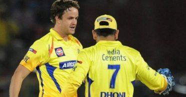 Albie Morkel heaps praise for MS Dhoni's astute leadership skills