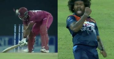 WATCH: Lasith Malinga's perfect yorker to end Andre Russell's blitz