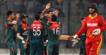 BAN vs ZIM: Hosts continue to ascertain dominance over Zimbabwe in T20I series