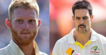 Ben Stokes responds to Mitchell Johnson's jibe by using a famous Barmy Army song