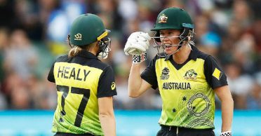 ICC Women's T20I Player Rankings: Beth Mooney grabs pole position, Shafali Verma drops to third