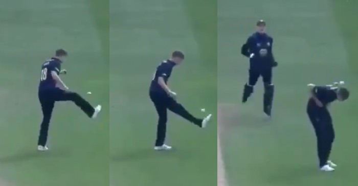 Bowler shows impressive skills