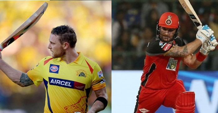 Brendon McCullum cites out a significant difference between CSK and RCB