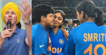 Women's T20 World Cup: Aussie legend Brett Lee moved by tearful picture of Shafali Verma