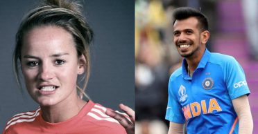 Danielle Wyatt and Yuzvendra Chahal engage in banter again on Instagram