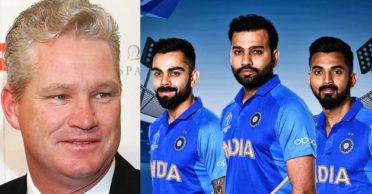 Dean Jones hails this Indian batsman; says he sets the tone for his team
