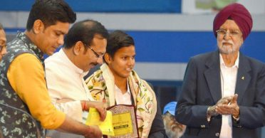West Bengal government honours Deepti Sharma for her outstanding performance in Women's T20 World Cup