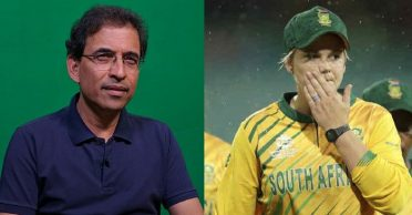 Women's T20 World Cup: Harsha Bhogle reacts to Dane van Niekerk's 'free pass to finals' statement