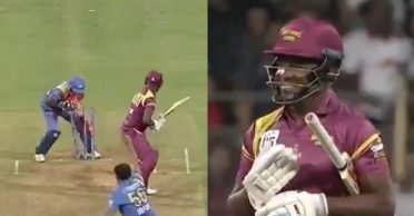 WATCH: Irfan Pathan gets Brian Lara stumped in Road Safety World Series clash
