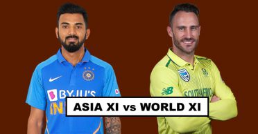 Asia XI vs World XI: BCB President confirms schedule; KL Rahul will play one game in T20I series