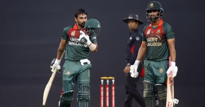 Liton Das and Tamim Iqbal