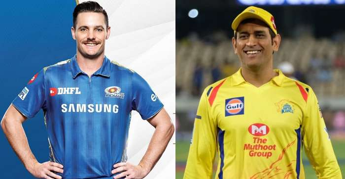 Mitchell McClenaghan, MS Dhoni