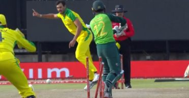 SA vs AUS: Mitchell Starc uproots Quinton de Kock's stumps yet again in 2nd ODI – WATCH