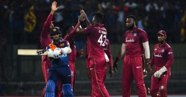 Twitter Reactions: Oshane Thomas' five-for helps West Indies seal victory in Kieron Pollard's 500th T20 match