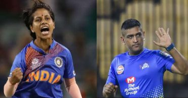Poonam Yadav names her favourite cricketers, MS Dhoni among the two