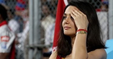 Kings XI Punjab co-owner Preity Zinta comes up with a word of advice for everyone during this tough time