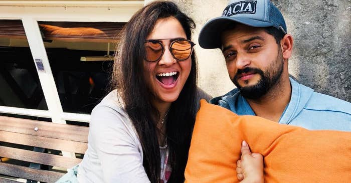 Suresh Raina and his wife Priyanka blessed with their second child, a baby boy