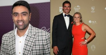 R Ashwin reacts after Mitchell Starc leaves South Africa series to watch wife play in Women's T20 World Cup final