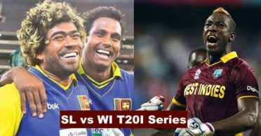 SL vs WI T20I Series: Fixtures, Squads, Telecast and LIVE Streaming