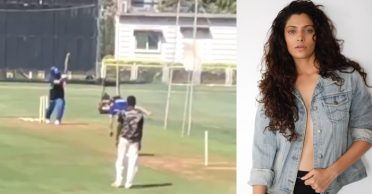 Road Safety World Series 2020: Sachin Tendulkar begins practice in the nets; actress Saiyami Kher shares her excitement