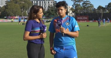 Shafali Verma shares her feeling on missing out the fifties in Women's T20 World Cup 2020