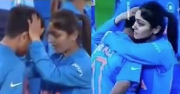 Shafali Verma couldn't control her tears after India's loss in Women's T20 World Cup final