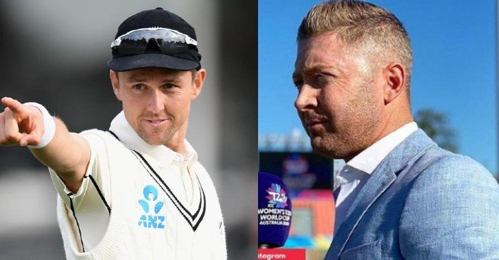 Trent Boult slams Michael Clarke for his 'token games' comment