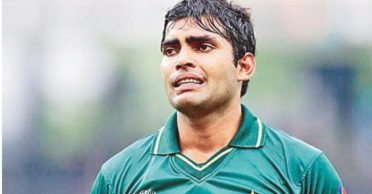 Umar Akmal issued notice by PCB under Anti-Corruption Code