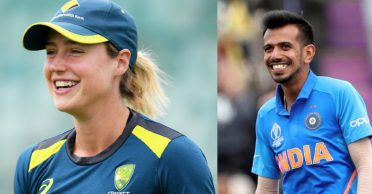 Yuzvendra Chahal mocks Ellyse Perry, Ben Stokes and Quinton de Kock with a single post