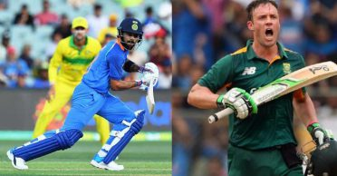 Top 5 batsmen with lowest dot ball percentages in ODIs since 2001