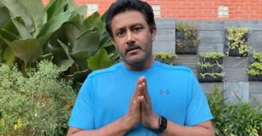 Anil Kumble donates to relief funds in battle against COVID-19
