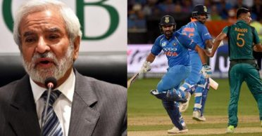 PCB Chief Ehsan Mani has his say on future of Asia Cup 2020