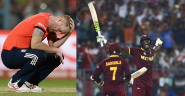 WATCH – Today in 2016: Carlos Brathwaite smoked Ben Stokes for four successive sixes to hand West Indies their second T20 World Cup