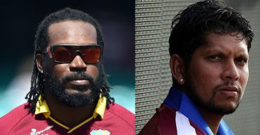 'You are worse than Coronavirus right now': Chris Gayle blames Ramnaresh Sarwan for his removal from Jamaica Tallawahs