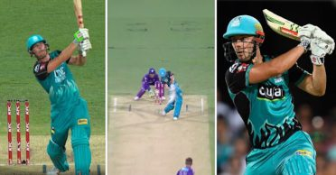 WATCH: Chris Lynn's best 30 sixes on his 30th birthday