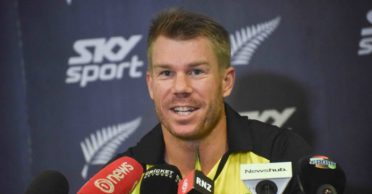 David Warner shares his opinion on shining the ball with saliva after cricket resumes