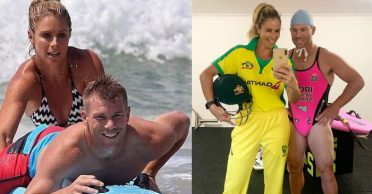 WATCH: David Warner and his wife Candice 'switch' roles in a hilarious TikTok video