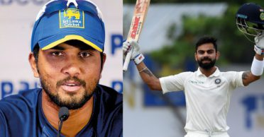 Dinesh Chandimal reveals his all-time Test XI; picks two Indians