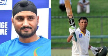 Harbhajan Singh names five toughest batsmen he has faced