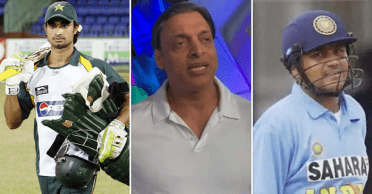 """I don't think Sehwag had the talent that Imran Nazir had"" : Shoaib Akhtar"