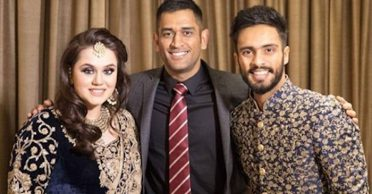 'Three separate flights and a two-hour drive': Mandeep Singh narrates how MS Dhoni came to attend his wedding