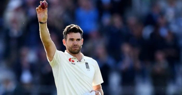 WATCH: James Anderson's 1st, 100th, 200th, 300th, 400th, and 500th wicket in Test cricket